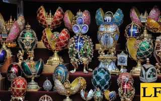Яйцо Фаберже: как появился самый сложный пасхальный подарок императорской России