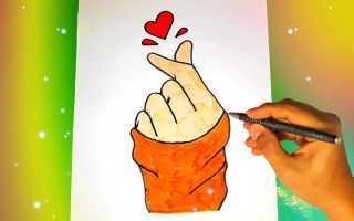 Как нарисовать приложение Лайк (Likee) карандашом по клеточкам