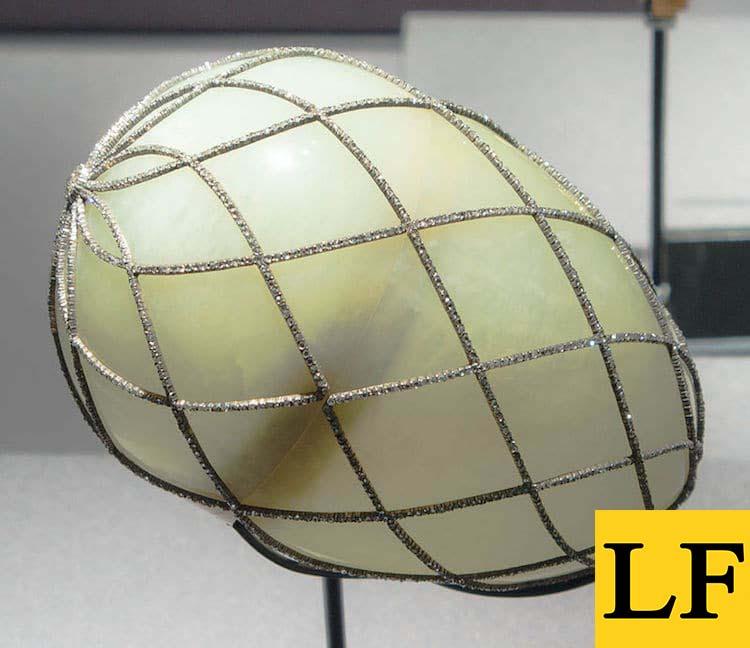 знаменитые яйца Фаберже